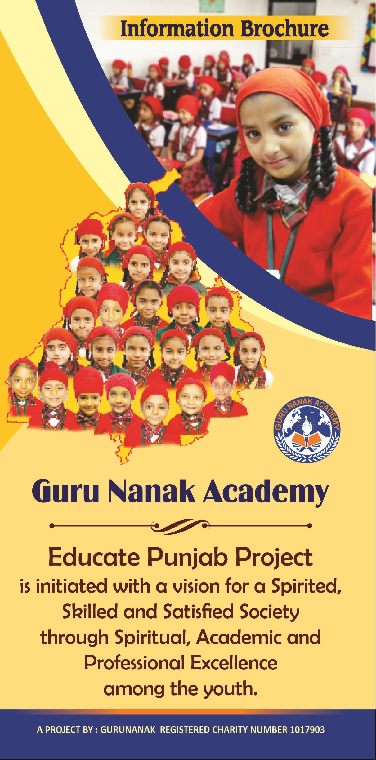 Guru Nanak Academy - Information Brochure